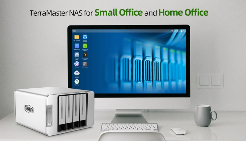 NAS - professionals - small office - home office settings - techxmedia