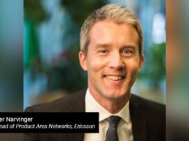 Per Narvinger- Head of Product Area Networks- Ericsson-techxmedia