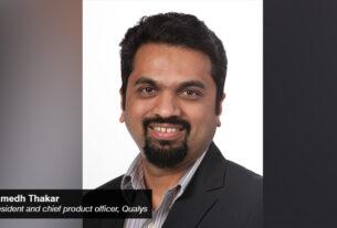 Qualys- Sumedh Thakar - CEO - techxmedia