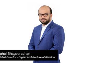 Rahul Bhageeradhan - Global Director - Kissflow- techxmedia