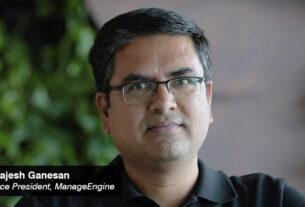 Rajesh Ganesan - Vice President- ManageEngine - techxmedia