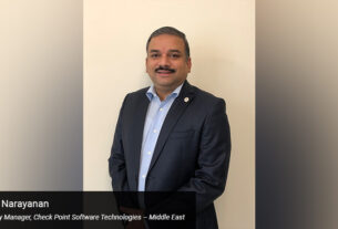 Ram Narayanan- Country Manager - Check Point Software Technologies - Middle East - techxmedia