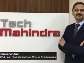 Ram Ramachandran - Senior VP - Head of Middle East - Africa - Tech Mahindra - techxmedia