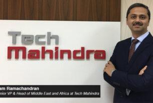 Ram Ramachandran - Senior VP - Head of Middle East - Africa - Tech Mahindra - techxmedia