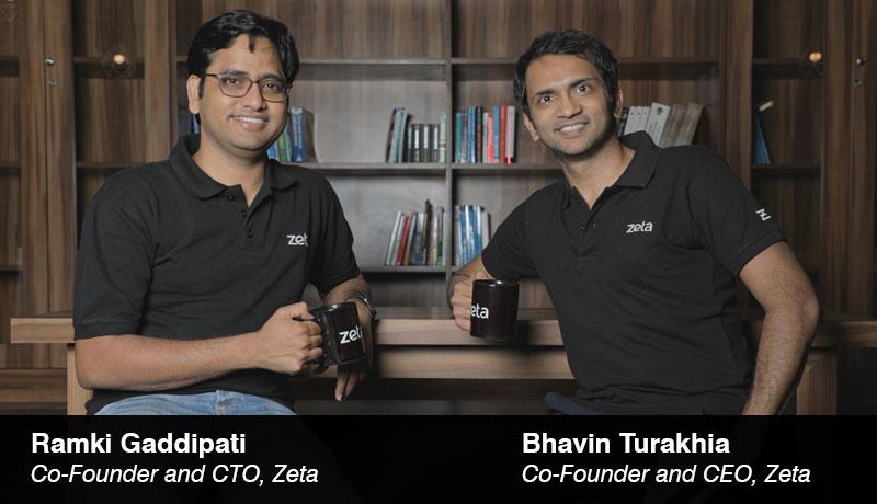 Ramki Gaddipati - Co-Founder - CTO- Zeta - Bhavin Turakhia - Co-Founder - CEO - Zeta - techxmedia