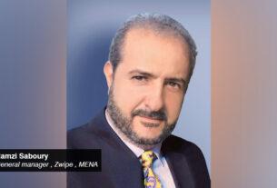 Ramzi Saboury - general manager - Zwipe - MENA