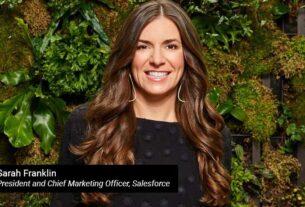 Sarah Franklin - President and Chief Marketing Officer- Salesforce - TECHXMEDIA