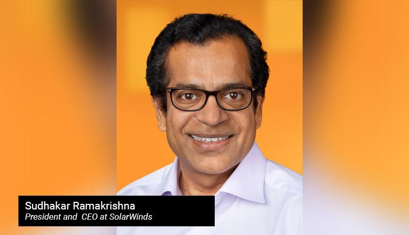 SolarWinds-President-and-Chief-Executive-Officer,-Sudhakar-Ramakrishna - techxmedia