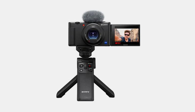 Sony ZV1 - vlogging camera- techxmedia
