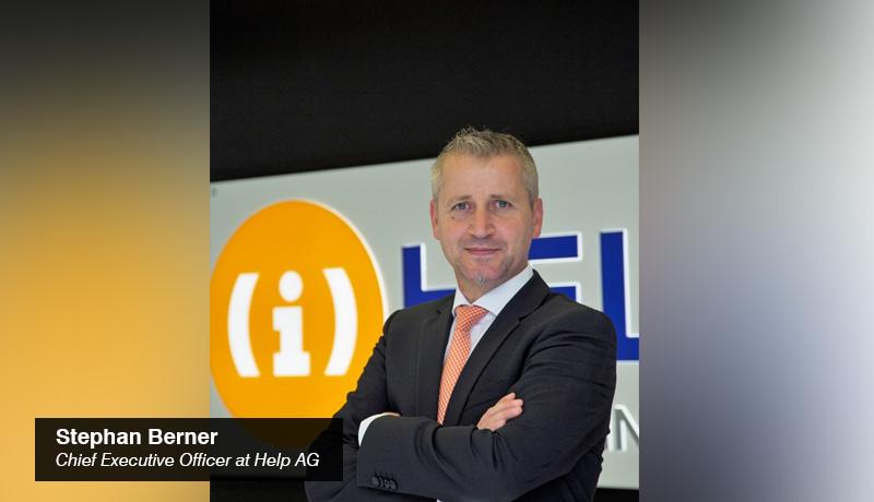 Stephan Berner- Chief Executive Officer - Help AG - techxmedia