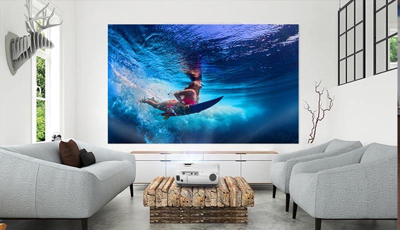 TW-5700 Full HD 1080p Projector - techxmedia