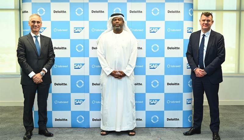 Tabreed,-SAP,-Deloitte - techxmedia