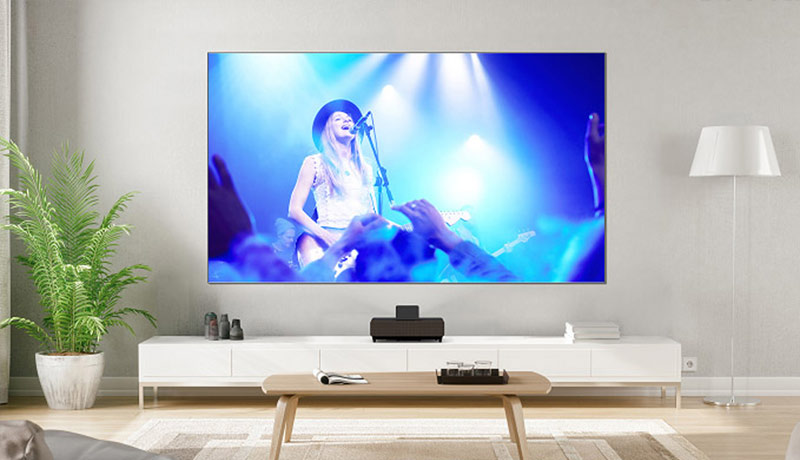 The Android TV Edition EH-LS500W projector - techxmedia