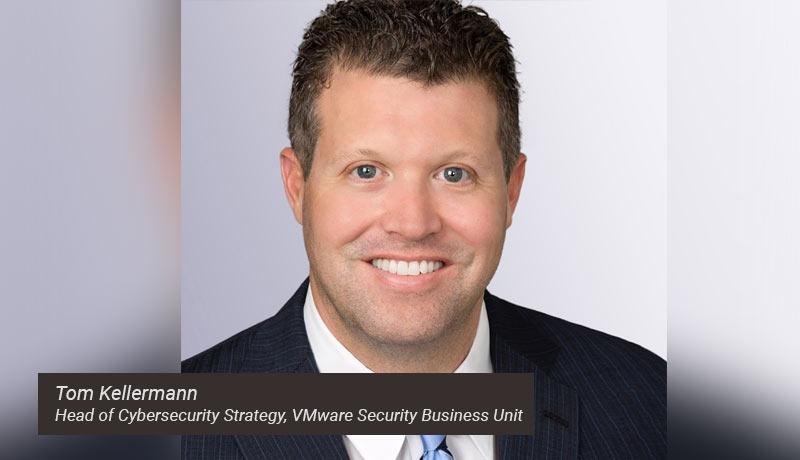 Tom Kellermann- Head of Cybersecurity Strategy- VMware Security Business Unit - techxmedia