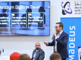 Travel tech giants -Arabian Travel Market -Dubai - techxmedia