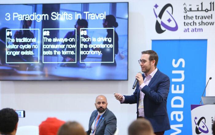 Travel tech giants -Arabian Travel Market -Dubai - techxmedia