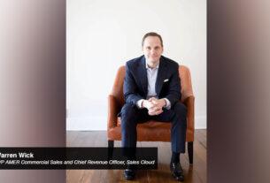 Warren Wick - EVP AMER Commercial Sales - Chief Revenue Officer- Sales Cloud - techxmedia