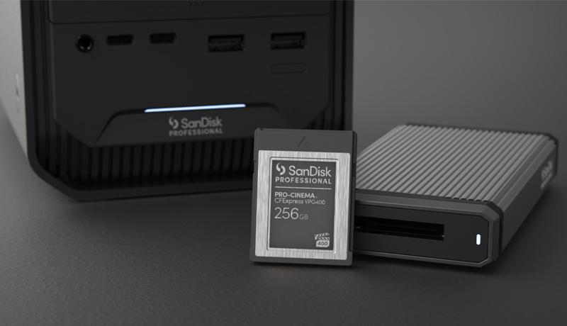 Western Digital - SanDisk Professional brand - techxmedia