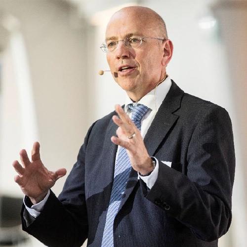 Wolfgang Weber- Corporate Director- Digital Transformation - Engineering Laundry - Home Care- Henkel. - techxmedia