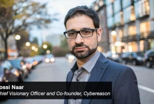 Yossi Naar - Chief Visionary Officer - Co-founder - Cybereason - techxmedia