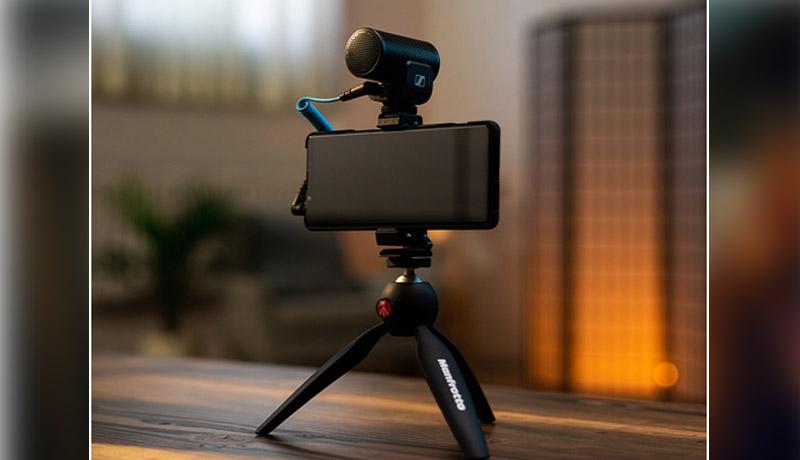 microphone MKE 200 - techxmedia