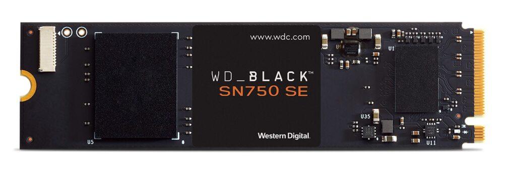 wd black SN750 SE - techxmedia