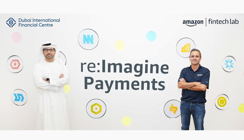 1- Amazon Fintech Lab - payment services - DIFC Innovation Hub - techxmedia