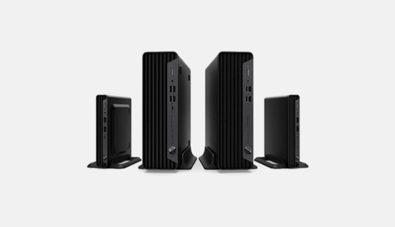 1HP desktop PC - techxmedia