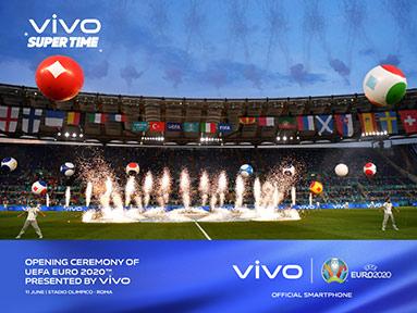2 - Vivo - opening ceremony - UEFA EURO 2020 - techxmedia
