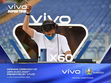 3 - Vivo - opening ceremony - UEFA EURO 2020 - techxmedia