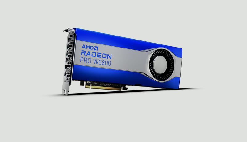 AMD- Radeon PRO W6000 series - workstation graphics - techxmedia