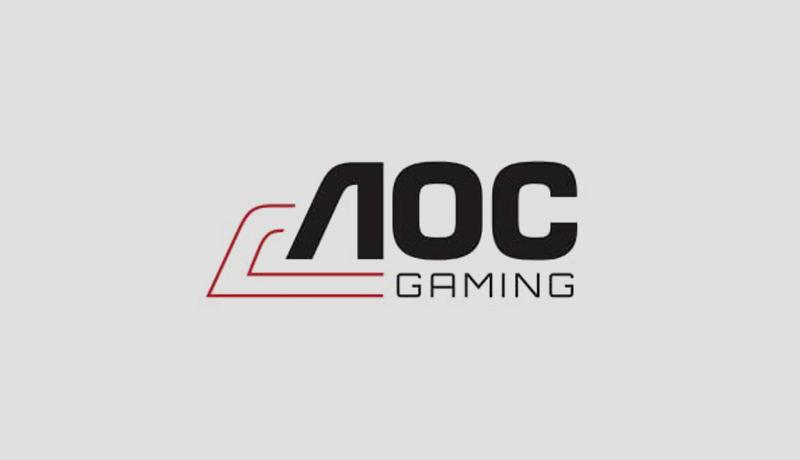 AOC Gaming Logo - techxmedia