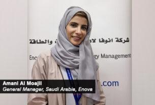 Amani Al Moajil - General Manager - Saudi Arabia - Enova - techxmedia
