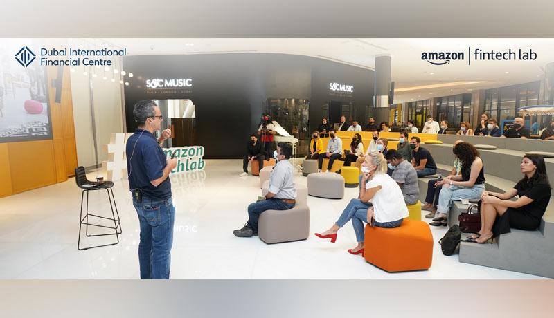 Amazon Fintech Lab - payment services - DIFC Innovation Hub - techxmedia
