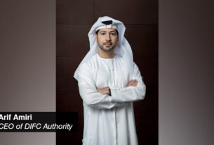 Arif Amiri - CEO - DIFC Authority - techxmedia
