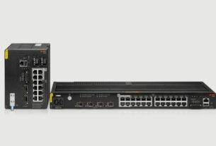 Aruba - CX 4100i - SwitchSeries - techxmedia
