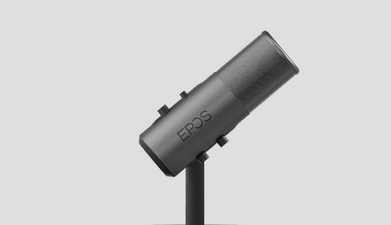 B20 streaming microphone - techxmedia