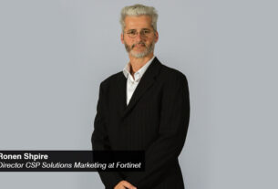 By-Ronen-Shpire,Director-CSP-Solutions-Marketing-at-Fortinet - TECHXMEDIA
