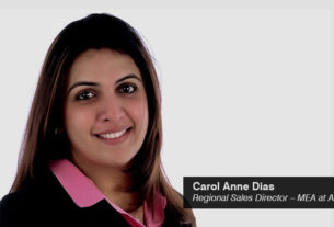 Carol Anne Dias - Regional Sales Director – Middle East & Africa - AOC - TECHXMEDIA