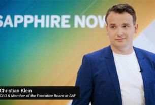 Christian-Klein- CEO-&-Member-of-the-Executive-Board-at-SAP - techxmedia