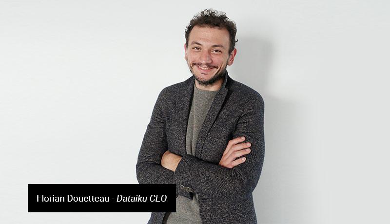 Dataiku-CEO-Florian-Douetteau - techxmedia