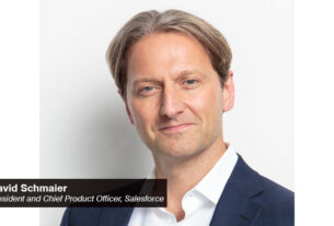 David Schmaier - President and Chief Product Officer - Salesforce - techxmedia
