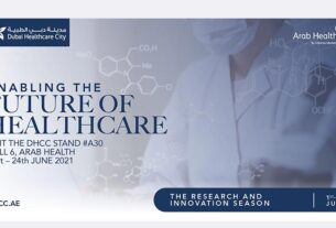 Dubai-Healthcare-City-To-Weigh-Into-Arab-Health-2021-With-'Research-&-Innovation'-Focus - techxmedia