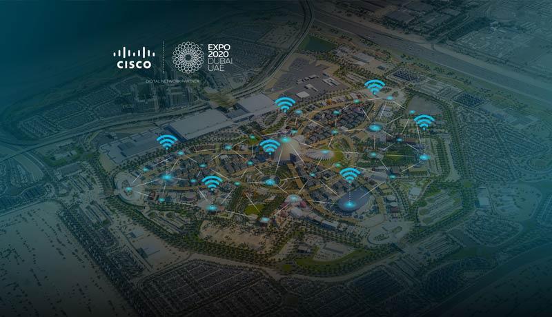Expo 2020 Dubai - Cisco - 100 day countdown - techxmedia
