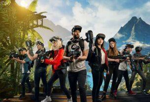 Far Cry VR - Drive to Insanity - Arena Games - Dubai - techxmedia