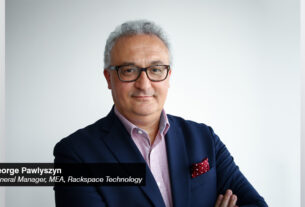George Pawlyszyn - General Manager - Middle East and Africa - Rackspace Technology -techxmedia