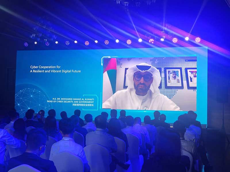 H.E.-Dr.-Mohamed-Hamad-Al-Kuwaiti,-Head-of-Cyber-Security,-UAE-Government - techxmedia