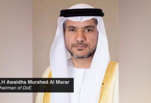 H.H-Awaidha-Murshed-Al-Marar,-Chairman-of-DoE - techxmedia