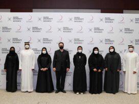 HE-Noura-Al-Kaabi,-President,-Zayed-University,-Ben-Nelson,-CEO,-Minerva-techxmedia
