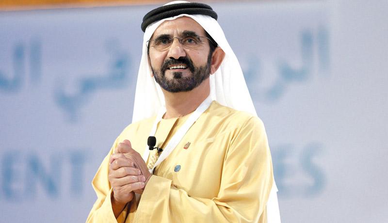 HH Sheikh Mohammed bin Rashid Al Maktoum - techxmedia
